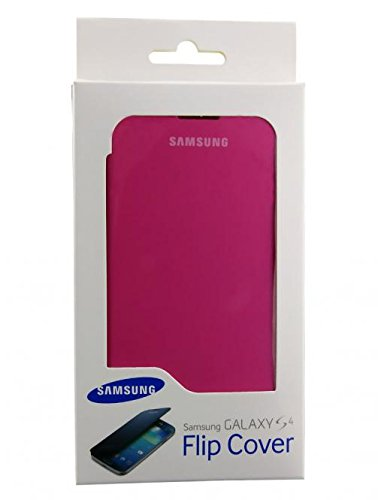 Samsung Galaxy S4 Flip Cover Pink