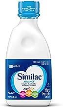 4 pack - Similac Advance Ready to Feed, Infant Formula, 32 oz per bottle