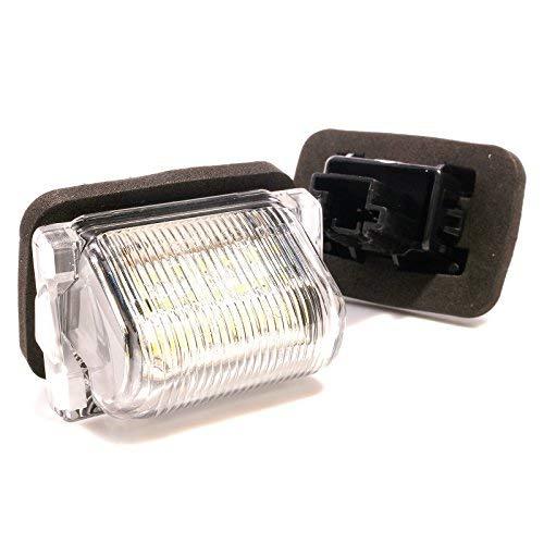 LED Kennzeichenbeleuchtung Canbus mit Zulassung V-030503