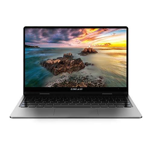 Il computer portatile F5R Ultrabook, 11,6 pollici, 8GB + 256GB, Intel Apollo Lago N3450 quad core 1,1 GHz-2.2GHz, supporto Bluetooth, ecc (Grigio)