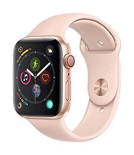 AppleWatch Series4 (GPS + Cellular) Boîtier en Aluminium or de 44mm avec BraceletSport RosedesSables (B07JVKY7M4) | Amazon price tracker / tracking, Amazon price history charts, Amazon price watches, Amazon price drop alerts