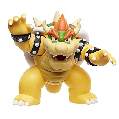 Super Mario Bros Bowser PVC Actionfigur Modell 10 cm Seltene Kollektion