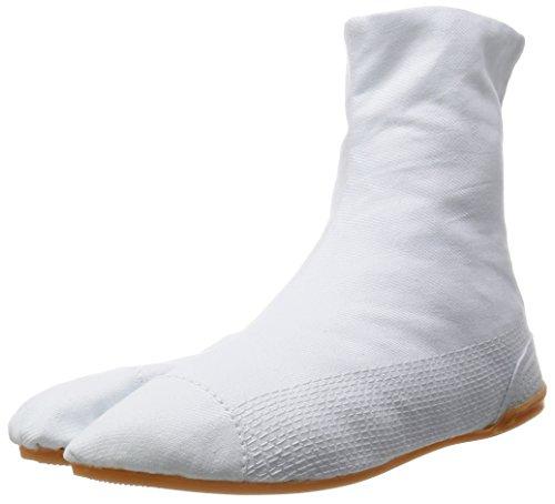 [マルゴ] 地下足袋 10790 白 25�p