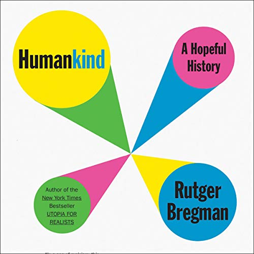 Humankind audiobook cover art