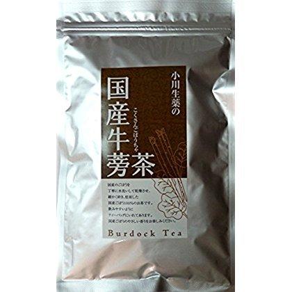 小川生薬『国産牛蒡茶』
