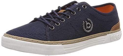 bugatti Herren 321720016900 Sneaker, Blau, 42 EU