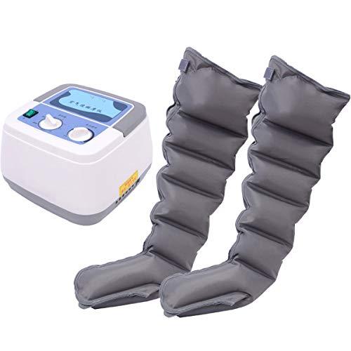 Luchtcompressie massageapparaat voor circulatie van de dijbeen, kuiten, voeten, massage, compressie boot, wraps voor spierpijn, lymfatische oed.