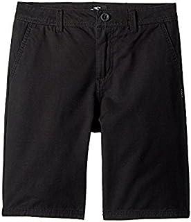 オニール ONeill Kids キッズ 男の子 ショーツ 半ズボン Black Jay Chino Shorts (Big Kids) [並行輸入品]