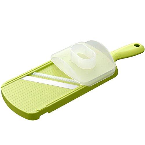 Kyocera Advanced Ceramic Wide Julienne Slicer, Green