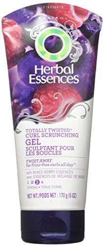 Price comparison product image Herbal Essences Totally Twisted Curl Scrunching Gel 6 oz. (Pack of 3)