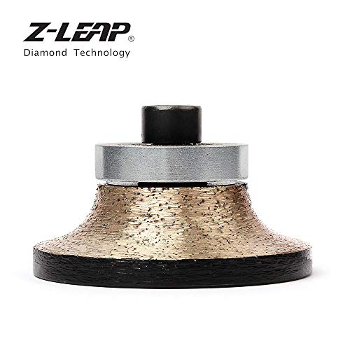 Best Price Xucus Z-LEAP 1pc Diamond Profiling Wheel A30 73mm Granite Marble Stone Grinding Wheel Wit...