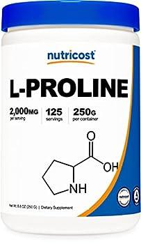 Best l proline powder Reviews
