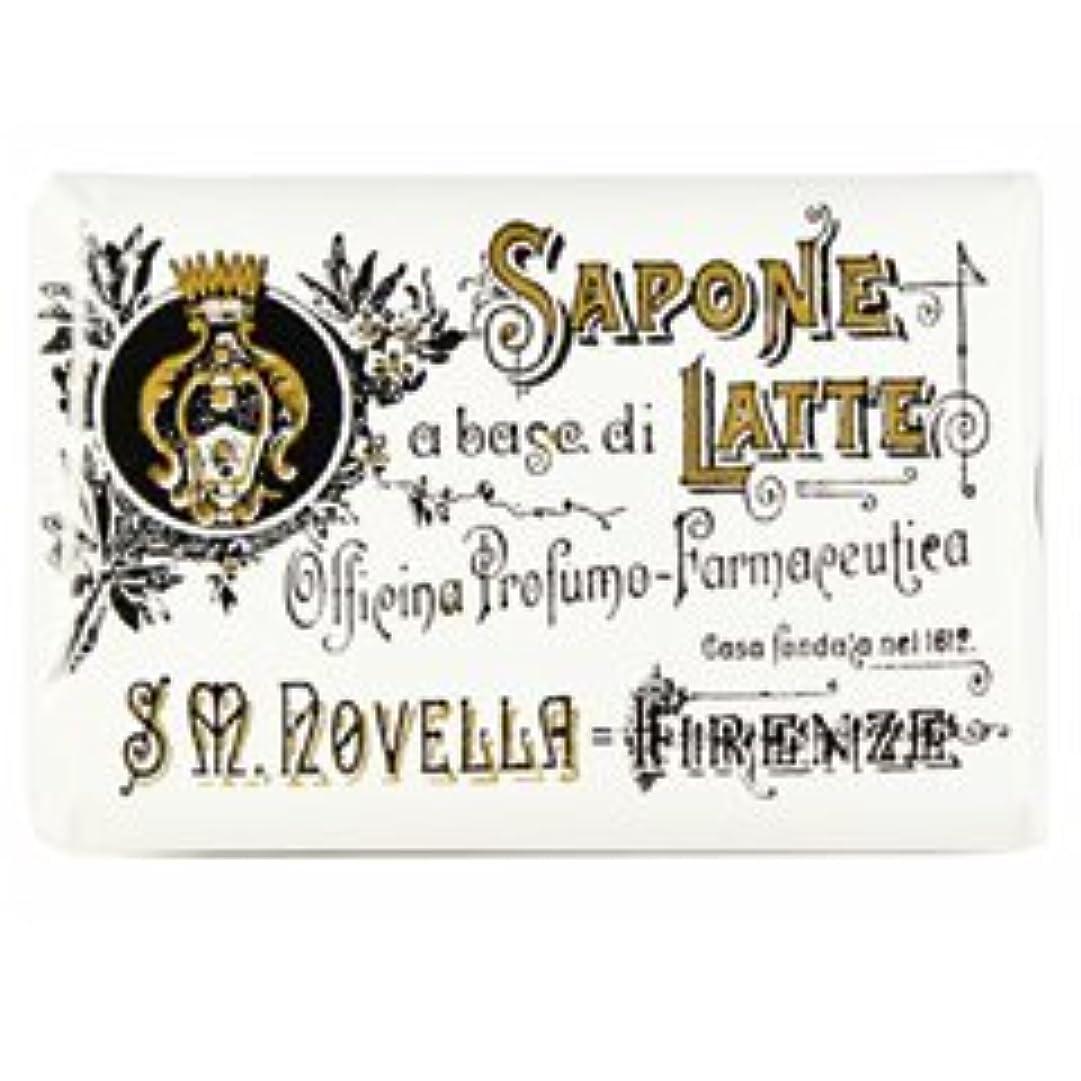 高さ発火するブレース【Santa Maria Novella(サンタマリアノヴェッラ )】ミルクソープ ビオレッタ 100g Milk Soap