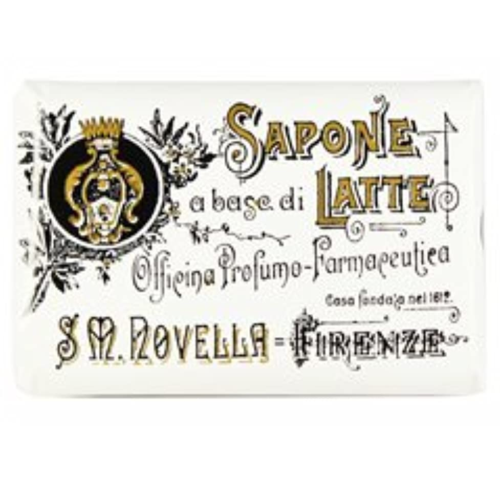 傷跡進化する破裂【Santa Maria Novella(サンタマリアノヴェッラ )】ミルクソープ ビオレッタ 100g Milk Soap
