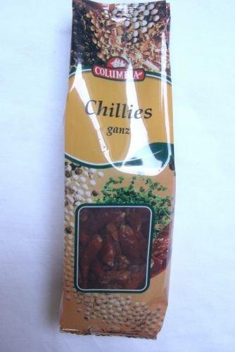 Columbia Gewürze Chillies ganz