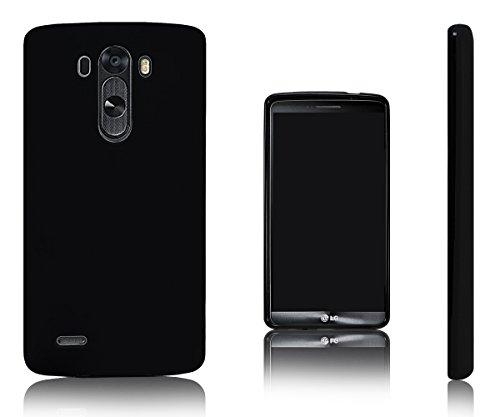 Xcessor Vapour Flexible TPU Gel Case for LG G3. Black
