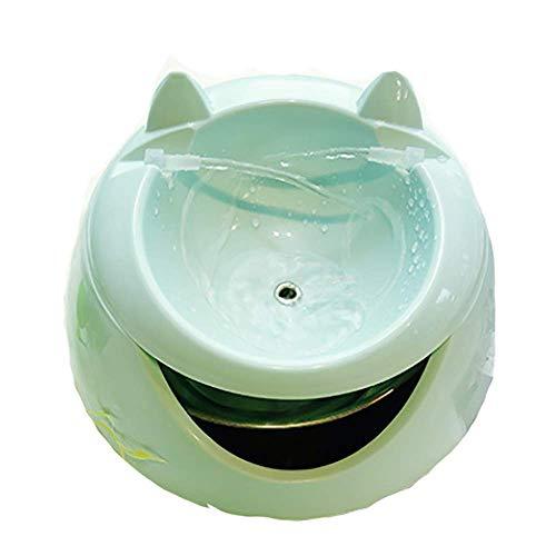 NDSDXG Pet Live Water Bowl Flüsterleise Pump Dog Cat Wasserspender Bowl LED-Leuchten Multi Technische Daten,230V
