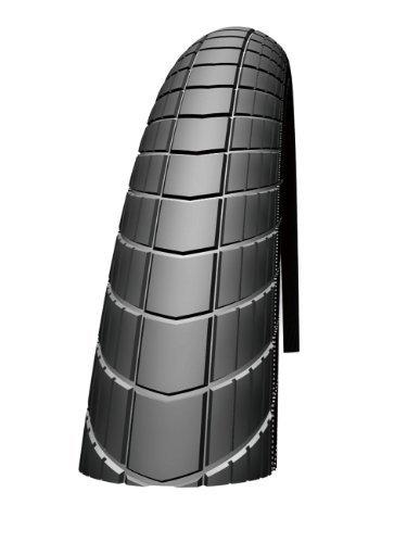 Schwalbe Big Apple Raceguard RLX - Llanta de alambre (60,6 x 2,0 cm)