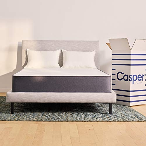 Casper Original Foam Mattress, Queen, 2019 Edition