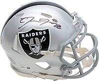 Josh Jacobs Las Vegas Raiders Autographed Riddell Speed Mini Helmet - Fanatics Authentic Certified - Autographed NFL Mini Helmets