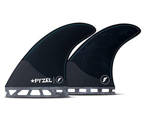 Future Fins Pyzel 5-Fin Set Black M