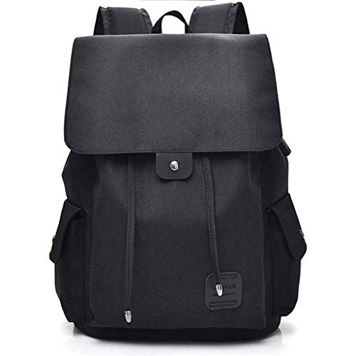 lcy Business Computer Rucksack, Mode Männer und Frauen Rucksack Casual Travel Business Daypack College Studenten Laptop Computer Schule Jobs Slim Bookbag. (Color : A)