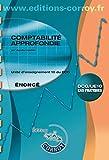 Comptabilité approfondie Énoncé - UE 10 du DCG