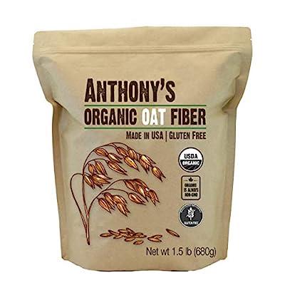 oat fiber for baking low carb keto