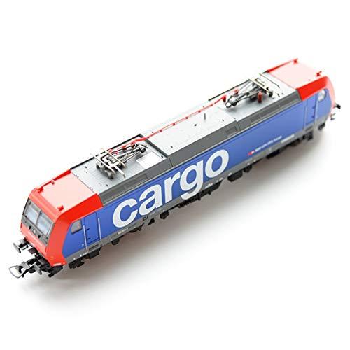 Auto modelo 1/87 Modelo De Tren Locomotora Eléctrica Locomotora Diésel Escala Ho...