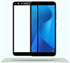 Tempered Glass Screen Protector Film for for Asus Zenfone Max Plus Pro M1 ZB570TL ZB601KL ZB555KL ZB556KL M2 ZB631KL ZB633KL (black color for Asus ZB555KL)