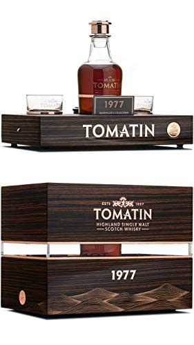 Tomatin - Warehouse 6 Collection 4th Edition - 1977 42 year old Whisky