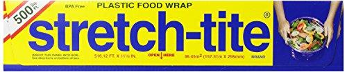 Stretch-tite Plastic Food Wrap