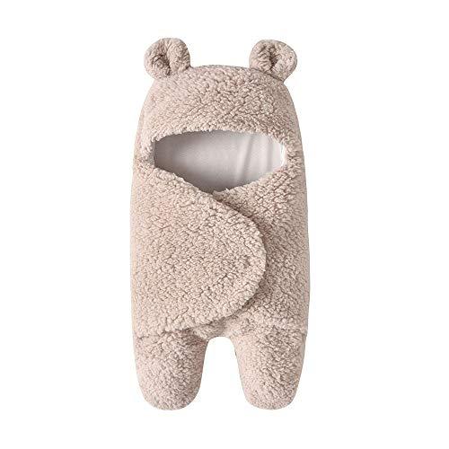 Ropa Bebe Invierno OtoñO,ZARLLE Newborn Bebé NiñOs Fotografia Ropa Swaddle Baby Sleeping Wrap Manta Photography Props para Bebe NiñO Invierno