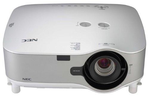 NEC NP3250 - Proyector, 5000 Lúmenes del ANSI, LCD, XGA (1024x768), 600:1, 2000 MB/s, 330 W