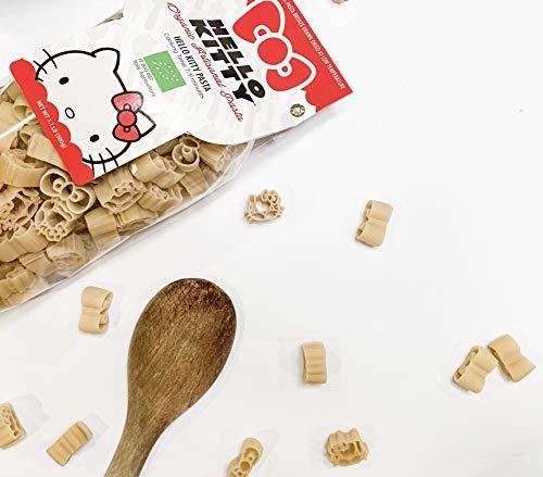 Organic Hello Kitty Artisanal Pasta - Kitty & Bow Shapes