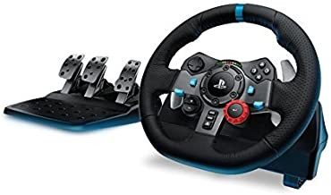 Logitech Driving Force G29 Racing Wheel for PlayStation 3/4 and PC