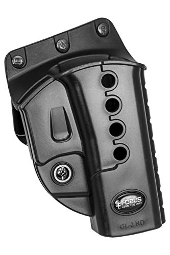 Fobus Evolution Belt RH Glock 17/22/32