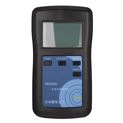 SNOWINSPRING YR1030 Batterie Tester Innen Widerstandstest für Lithium Batterie Nickel Nickel Hydrid Knopf Batterie Test Ger?T