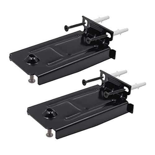 Black Wall Mounting Bracket with Screw Accessories for LG SJ9 SL10YG SK9Y SK10Y SL10RG Soundbar