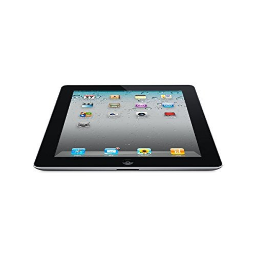 Apple iPad 2 MC770LL/A Tablet (32GB, Wifi, Black) 2nd Generation [](Refurbished)