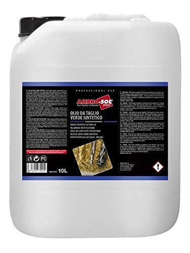 AMBRO-SOL Olio da taglio emulsionabile 5000 ml - Cod. OL107