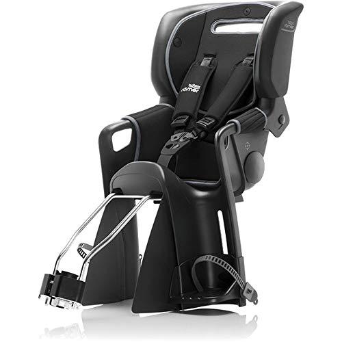 RÖMER-BRITAX Unisex– Erwachsene Jockey³Comfort Kindersitz, schwarz, 1size