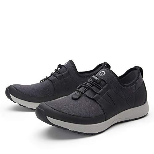 TRAQ BY ALEGRIA Cynch Mens Smart Walking Shoe Pavement 11 M US