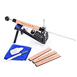 Top 3 Knife Sharpening Systems and Kits 2019 - Make Your