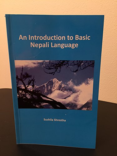 An Introduction to Basic Nepali Language Textbook & Audio CD- Fourth Edition + Free 1 hour Skype Lesson