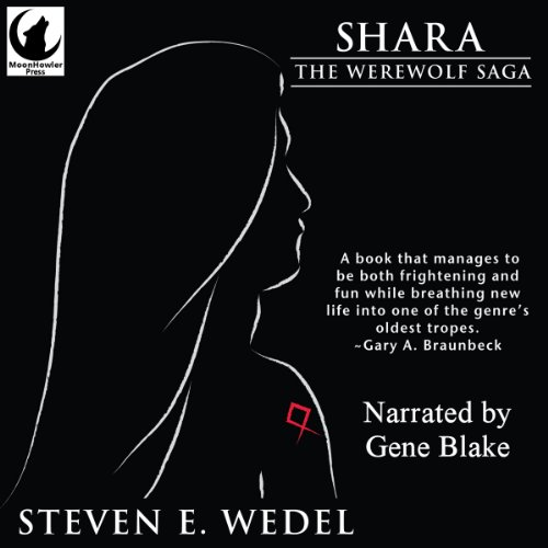 Shara audiobook cover art