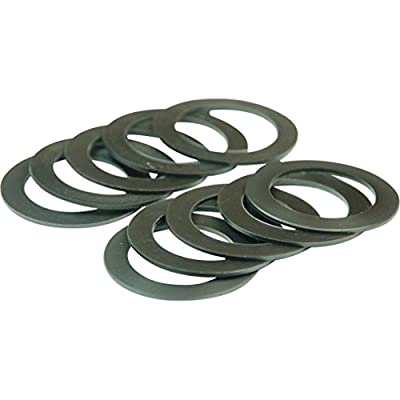 Wheels Manufacturing PF30 Spacers 30 x 0.5mm Bike Pack Accessories (Bag of 10)