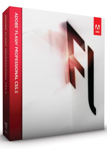 Adobe Flash Pro CS5.5 - Mise à jour depuis Flash Pro CS2, CS3 et CS 4 [PC]