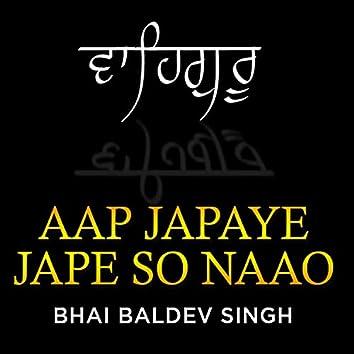 Aap Japaye Jape So Naao (Shabad Gurbani Kirtan)