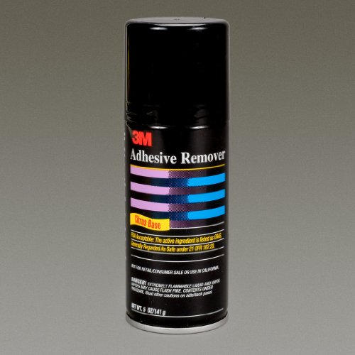3M 6040 Adhesive Remover Net Weight 5 Ounce,Can Size 6.25 Fluid Ounce